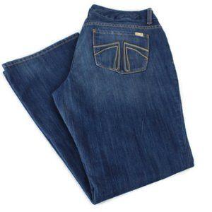 Seven7 Luxe thalia Bootcut Plus Size Jeans
